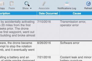 Relyence FRACAS Data Filtering