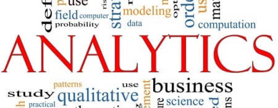Analytics Word Cloud