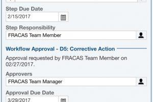 FRACAS Workflow
