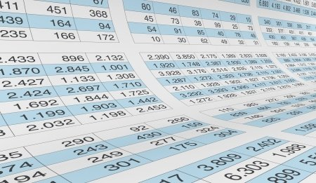 Reporting with numeric data