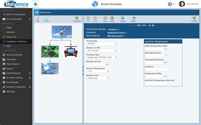 Reliability analysis software free trial from relyence ccuart Image collections