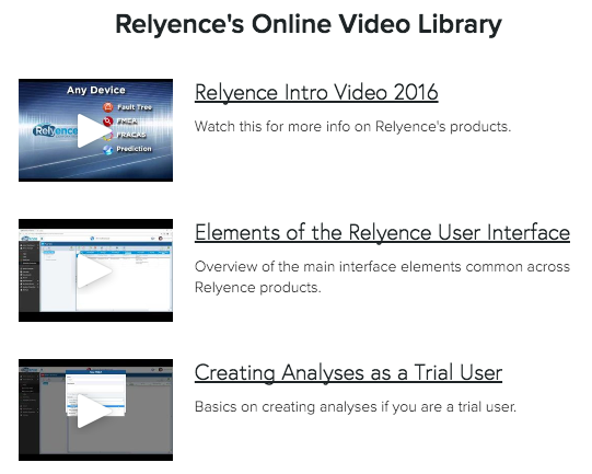 Services Online Video Library