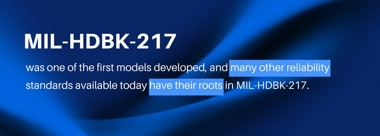 MIL-HDBK-217 Quote