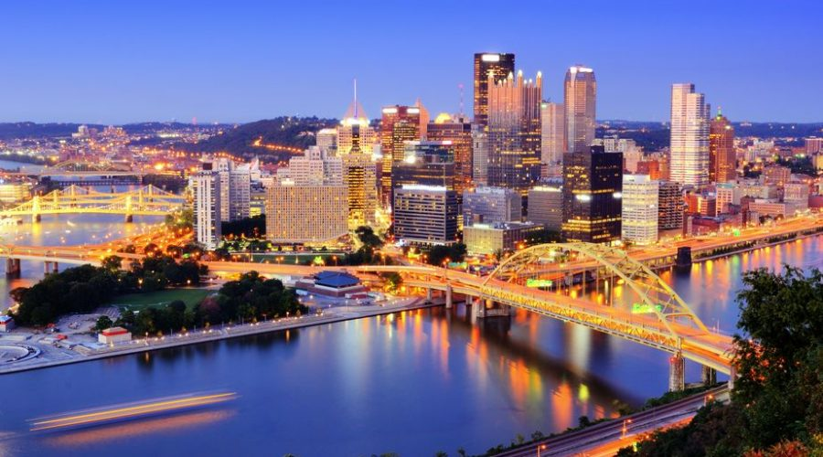 Pittsburgh: The Steel City Goes Tech