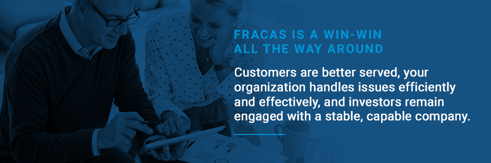 benefits of fracas