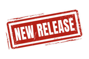 New Release Red Stamp