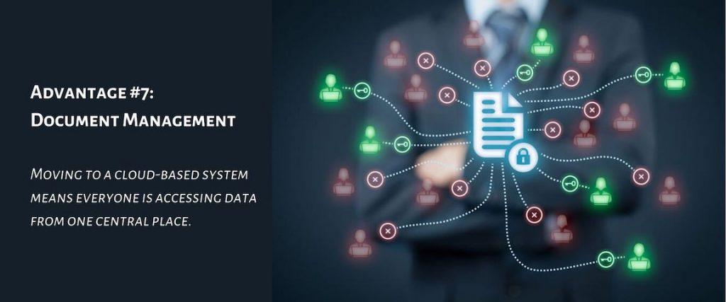 Advantage #7 Document Management